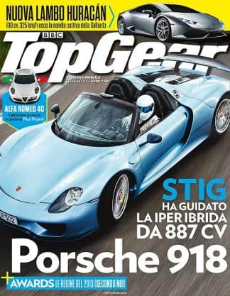 TOP GEAR N. 0075 FEBBRAIO 2014-0