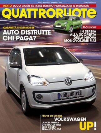 Quattroruote Dicembre 2011-0