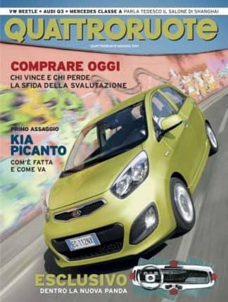 Quattroruote Maggio 2011-0