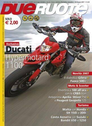 DUE RUOTE N.26 GIUGNO 2007-0