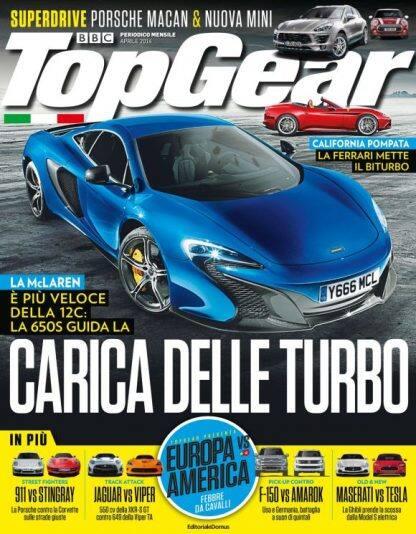 Topgear Aprile 2014 -0