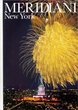 MERIDIANI N°64 -NEW YORK+CD-0
