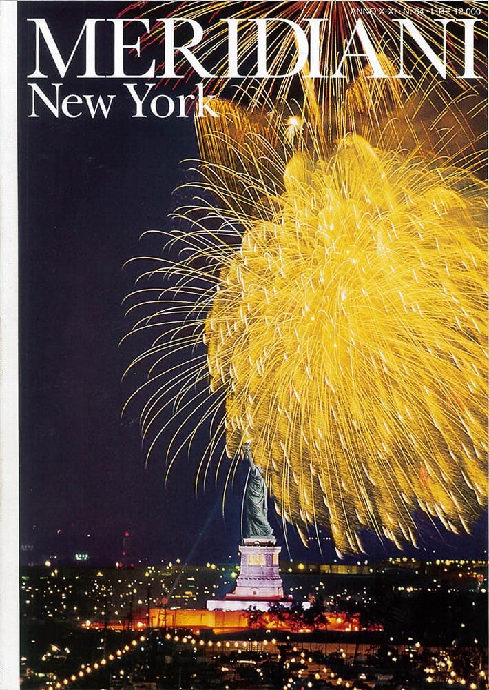 MERIDIANI N°64 -NEW YORK+CD-0
