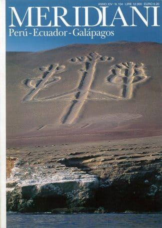 MERIDIANI N°104-PERU'-EQUADOR-GALAPAGOS-0