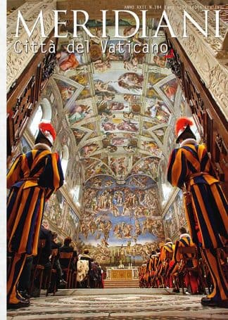 MERIDIANI N184 CITTA' DEL VATICANO 12/09-0