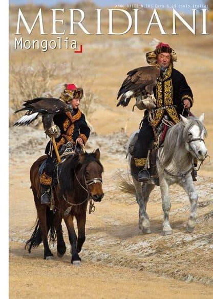 MERIDIANI N°185 MONGOLIA 02/2010-0