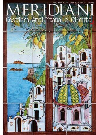 MERIDIANI N°201 COST.AMALFITANA -08/2011-0