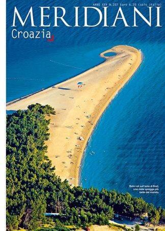 MERIDIANI N.207 CROAZIA GIU-LUG 2012-0