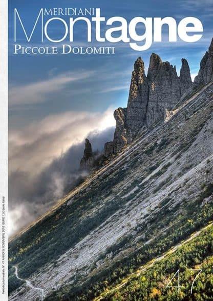 MONTAGNE N.047-PICCOLE DOLOMITI-11/10-0