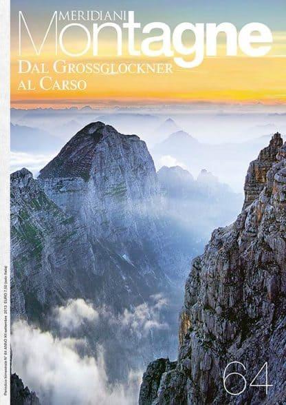 MONTAGNE N.064-DAL GROSSGLOKNER AL CARSO 09/13-0