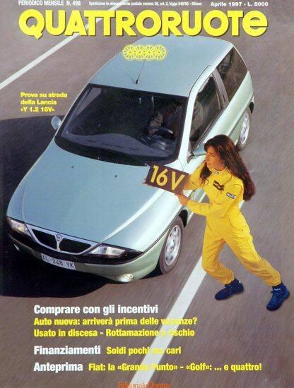 Quattroruote N. 0498 aprile 1997-0