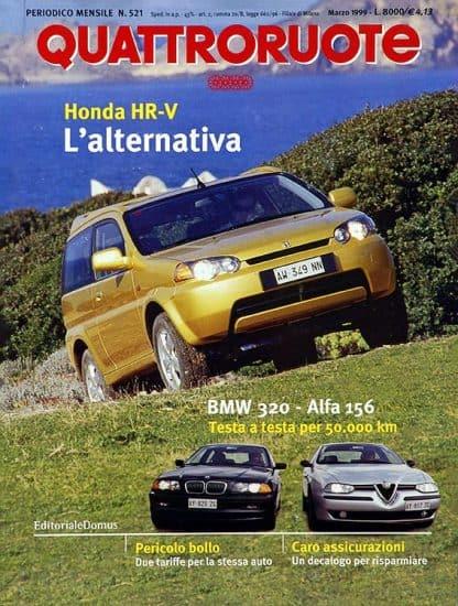 Quattroruote N. 0521 marzo 1999-0