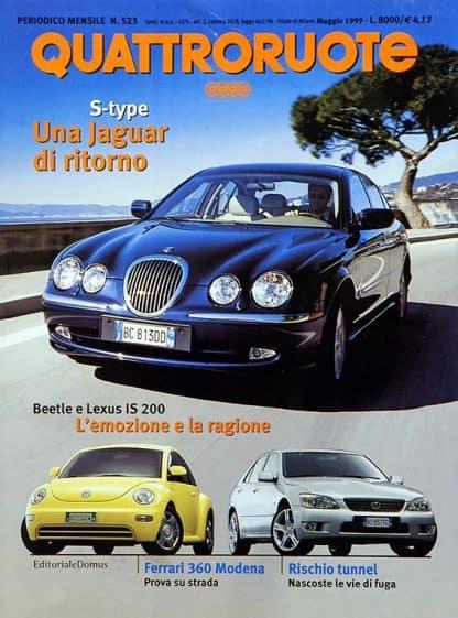 Quattroruote N. 0523 maggio 1999-0