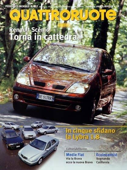Quattroruote N. 0527 settembre 1999-0