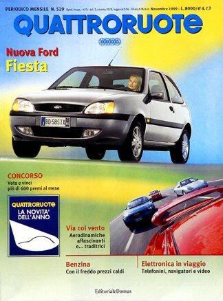 Quattroruote N. 0529 novembre 1999-0