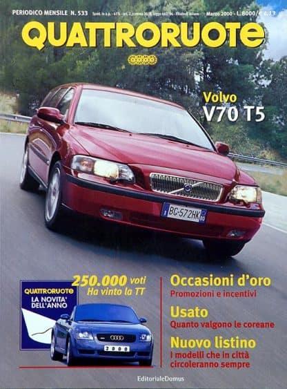 Quattroruote N. 0533 marzo 2000-0