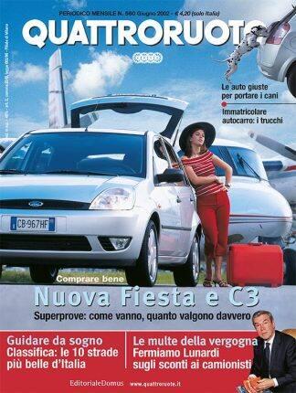 Quattroruote N. 0560 Giugno 2002-0