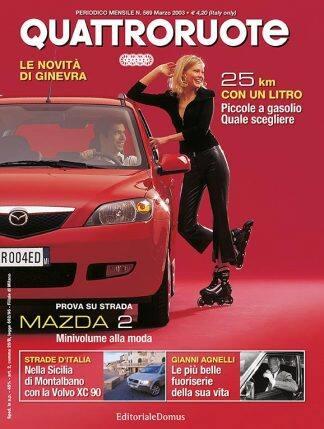Quattroruote N. 0569 Marzo 2003-0