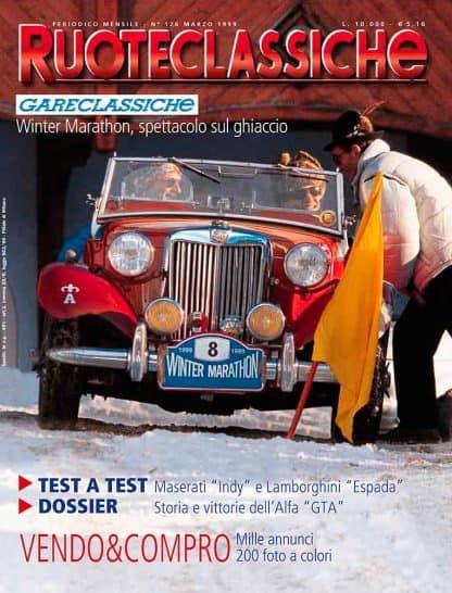 RUOTECLASSICHE N. 0126 marzo 1999-0