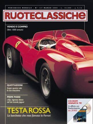 RUOTECLASSICHE N. 0137 marzo 2000-0