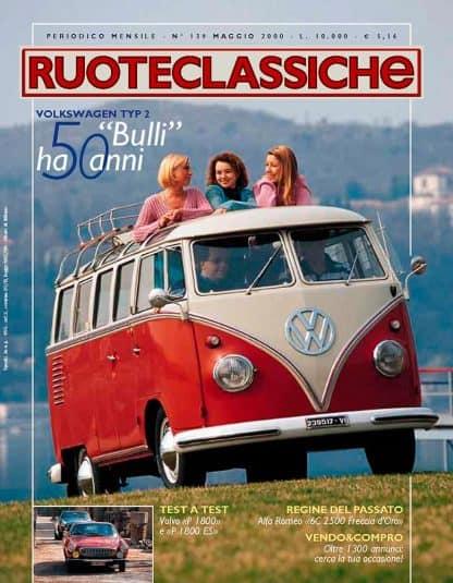 RUOTECLASSICHE N. 0139 maggio 2000-0