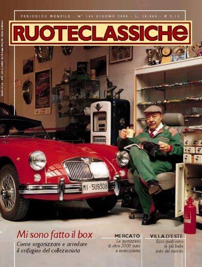 RUOTECLASSICHE N. 0140 giugno 2000-0