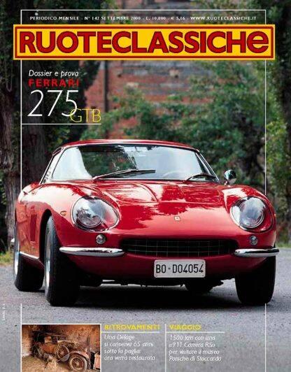 RUOTECLASSICHE N. 0142 settembre 2000-0