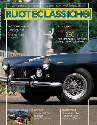 RUOTECLASSICHE N. 0150 maggio 2001-0