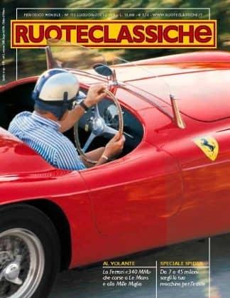RUOTECLASSICHE N. 0152 luglio 2001-0