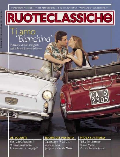RUOTECLASSICHE N. 0161 maggio 2002-0