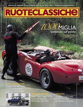 RUOTECLASSICHE N. 0162 giugno 2002-0