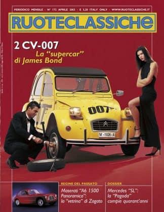RUOTECLASSICHE N. 0172 aprile 2003-0
