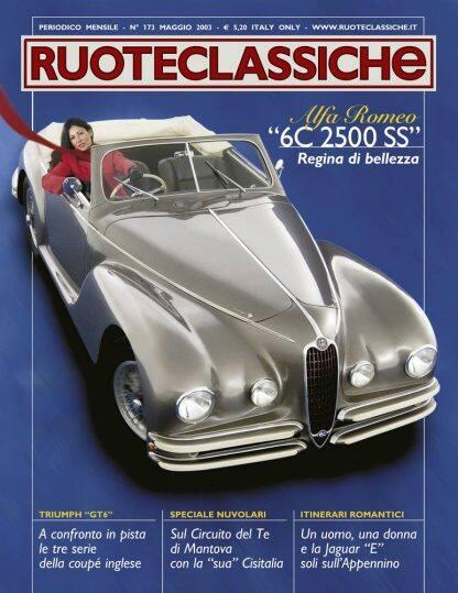RUOTECLASSICHE N. 0173 maggio 2003-0