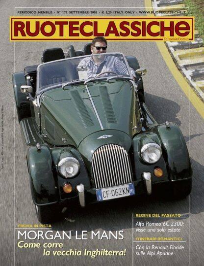 RUOTECLASSICHE N. 0177 settembre 2003-0