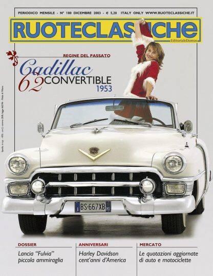 RUOTECLASSICHE N. 0180 dicembre 2003-0