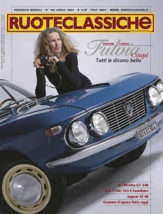 RUOTECLASSICHE N. 0196 aprile 2005-0