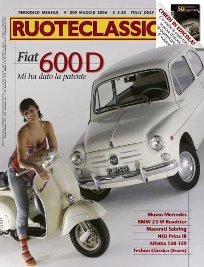 RUOTECLASSICHE N. 0209 maggio 2006-0
