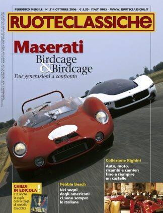 RUOTECLASSICHE N. 0214 ottobre 2006-0
