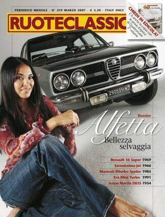 RUOTECLASSICHE N. 0219 MARZO 2007-0