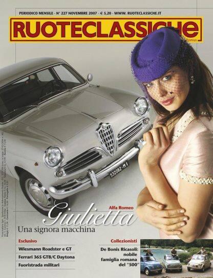 RUOTECLASSICHE N. 0227 NOVEMBRE 2007-0