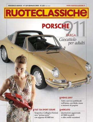 RUOTECLASSICHE N. 0229 Gennaio 2008-0