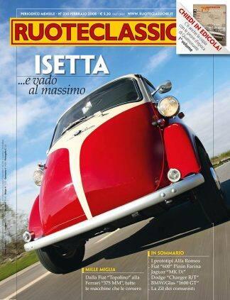 RUOTECLASSICHE N. 0230 Febbraio 2008-0