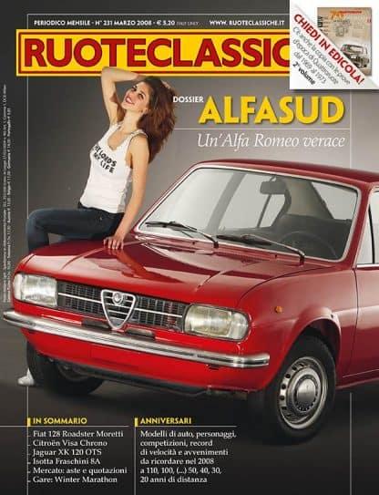 RUOTECLASSICHE N. 0231 Marzo 2008-0