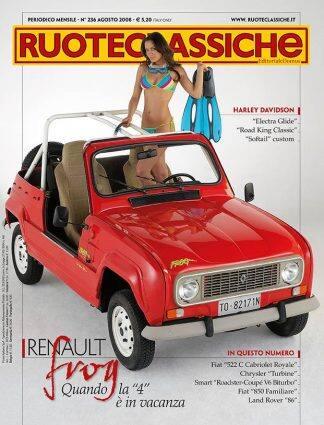 RUOTECLASSICHE N. 0236 Agosto 2008-0