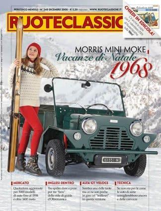 RUOTECLASSICHE N. 0240 Dicembre 2008-0