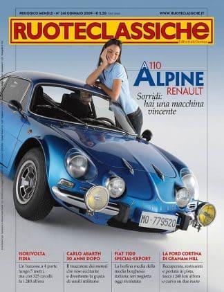 RUOTECLASSICHE N. 0241 Gennaio 2009-0