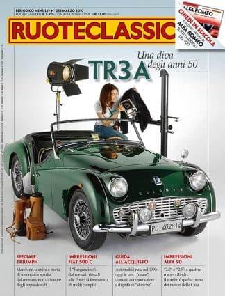 RUOTECLASSICHE N. 0255 Marzo 2010-0