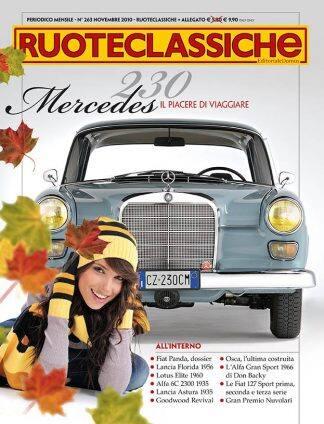 RUOTECLASSICHE N. 0263 Novembre 2010-0