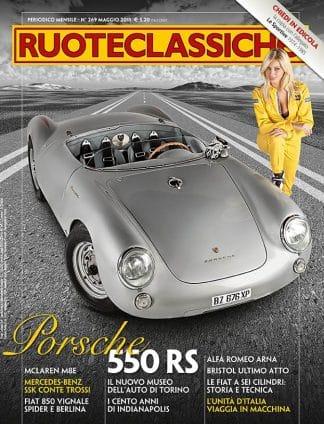 RUOTECLASSICHE N. 0269 Maggio 2011-0