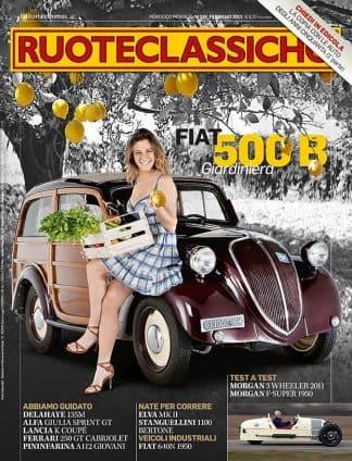 RUOTECLASSICHE N. 0278 FEBBRAIO 2012-0